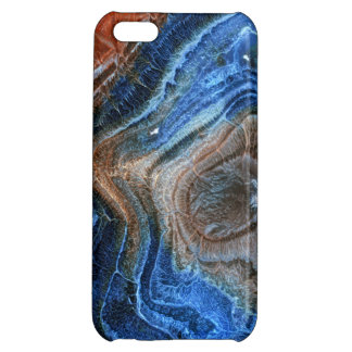 Close Up Of Agate Stone With Nacre iPhone 5C Cases