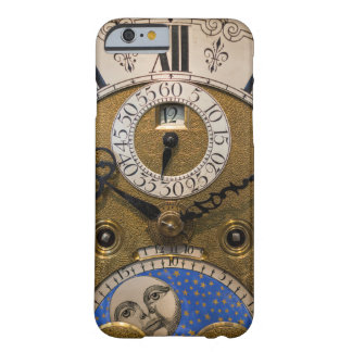 Close up of an old clock, Germany Barely There iPhone 6 Case