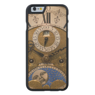 Close up of an old clock, Germany Carved Maple iPhone 6 Case