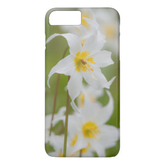 Close-up of avalanche lilies iPhone 7 plus case