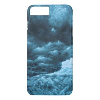 Close up of blue ice, Iceland iPhone 8 Plus/7 Plus Case