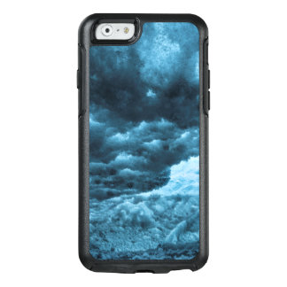 Close up of blue ice, Iceland OtterBox iPhone 6/6s Case