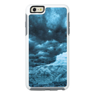 Close up of blue ice, Iceland OtterBox iPhone 6/6s Plus Case