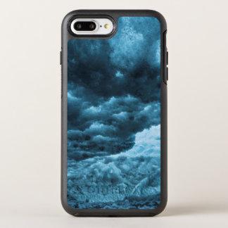 Close up of blue ice, Iceland OtterBox Symmetry iPhone 8 Plus/7 Plus Case