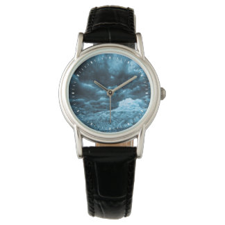 Close up of blue ice, Iceland Watch