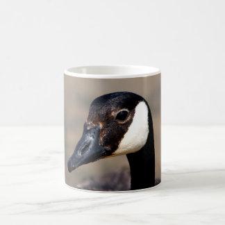 Close up of Canada Goose Coffee Mug