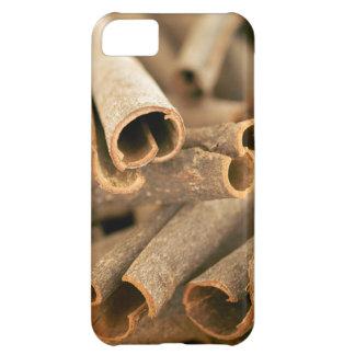 Close-Up Of Cinnamon (Cinnamomum Verum) iPhone 5C Case