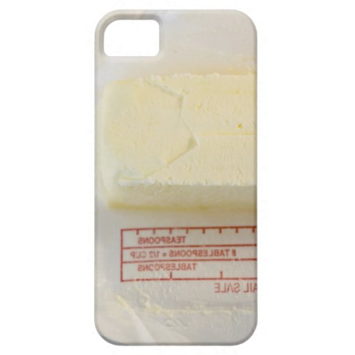 Close-up of fresh butter iPhone 5 cover