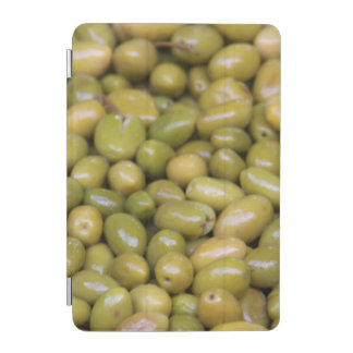 Close Up Of Green Olives iPad Mini Cover
