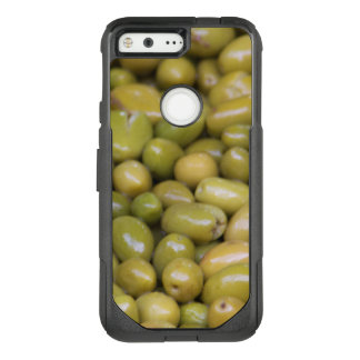 Close Up Of Green Olives OtterBox Commuter Google Pixel Case