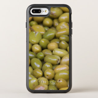 Close Up Of Green Olives OtterBox Symmetry iPhone 8 Plus/7 Plus Case