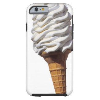 Close-up of ice cream tough iPhone 6 case