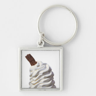Close-up of ice cream key chains