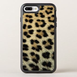 Close up of Leopard spots, Africa OtterBox Symmetry iPhone 8 Plus/7 Plus Case