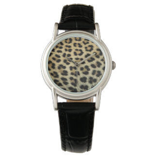 Close up of Leopard spots, Africa Wristwatches