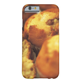 close-up of muffins (blurred) barely there iPhone 6 case