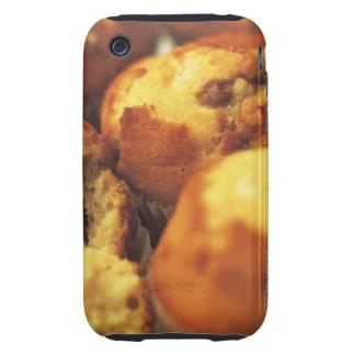 close-up of muffins (blurred) iPhone 3 tough case