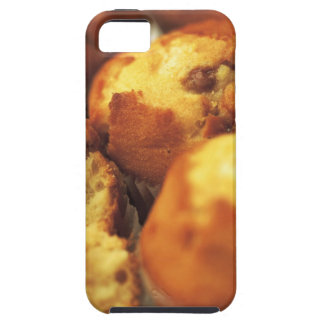 close-up of muffins (blurred) iPhone 5 covers