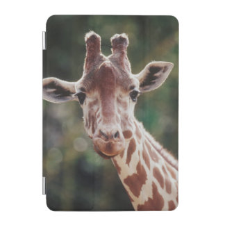 Close up of Reticulated Giraffe iPad Mini Cover