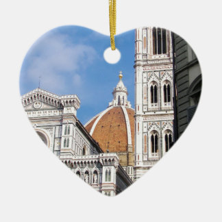 Close up on Florence. Christmas Tree Ornament