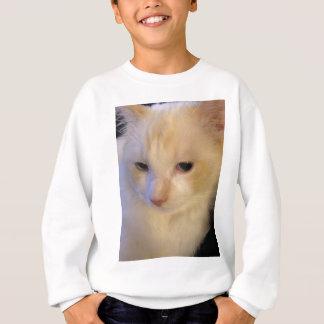 Close Up Red Point Ragdoll Cat Sweatshirt