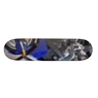 Close Up Skate Board