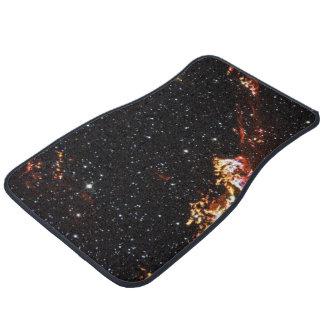 Close-Up Visible Light Image of Kepler's Supernova Floor Mat
