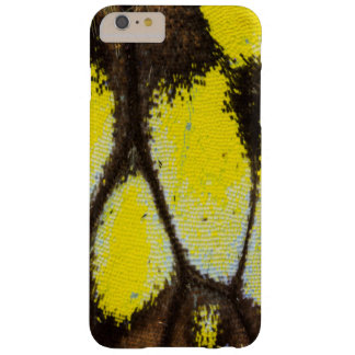 Close-up Wing Pattern of Tropical Butterfly Barely There iPhone 6 Plus Case