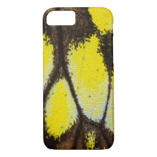 Close-up Wing Pattern of Tropical Butterfly iPhone 8/7 Case