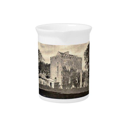 Closeburn Castle Beverage Pitcher