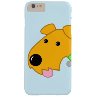 Closeup Airedale Terrier Dog iPhone 6/6s Plus Case