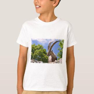 Closeup Alpine ibex T-Shirt