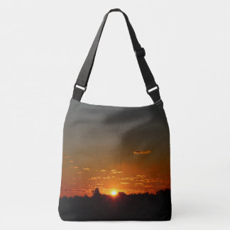 Closeup Early Morning Sunrise and Sky Summer 2016 Tote Bag