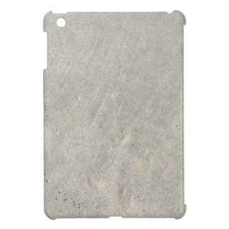 Closeup of beach sand texture background case for the iPad mini