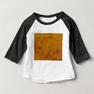 Closeup of chickpea flour pancake known as Cecina Baby T-Shirt