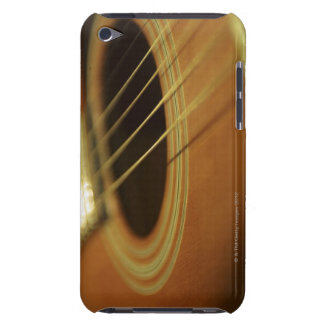 Closeup of Guitar iPod Touch Case-Mate Case