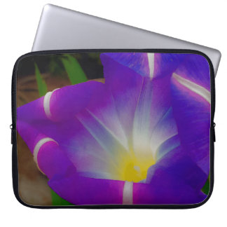 Closing Time for Morning Glories Laptop Sleeve