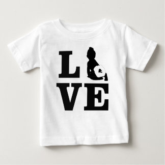 Cloth Diaper Luv T Baby T-Shirt