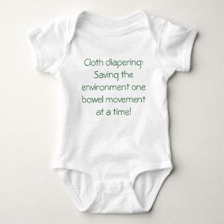 Cloth Diapering: Saving the environment... Baby Bodysuit