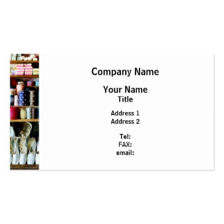 Cloth in General Store Pack Of Standard Business Cards