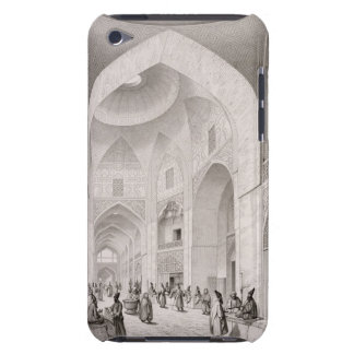 Cloth Market in Isfahan from Voyage Pittoresque iPod Case-Mate Case