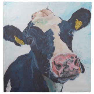 Cloth Napkins (set of 4)  - 0254 Irish Friesian Co