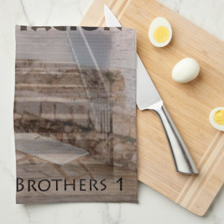 Cloth of kitchen The Four Brothers the 1 -