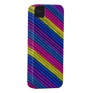 Cloth Rainbow Case Case-Mate iPhone 4 Cases