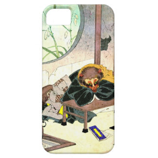 Clothes Changing Teapot 1880 Barely There iPhone 5 Case