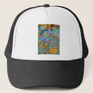 Clothes with The Sun Ride by Lorenzo Traverso Trucker Hat