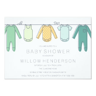 Browse Zazzle's Cute Baby Shower Invitations Collection and personalise by colour, design, or style.