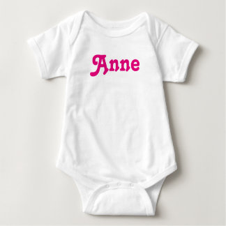 Clothing Baby Anne Baby Bodysuit