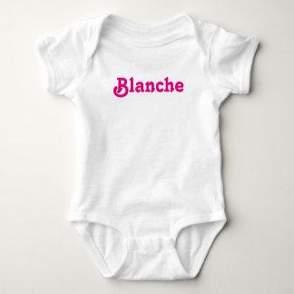 Clothing Baby Blanche Baby Bodysuit