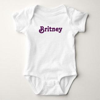Clothing Baby Britney Baby Bodysuit
